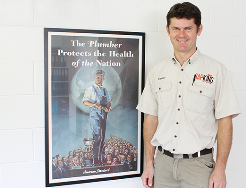 Plumbers Protect The Health of Our Nation